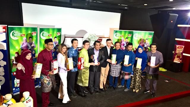 Yeo's Ceria Ria Beramal Bersama Bintang & Menang Duit Raya