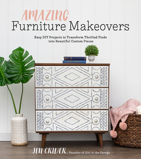 amazing furniture makeover book