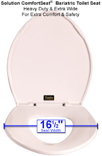 Bariatric Toilet Seat Options Universal Design For