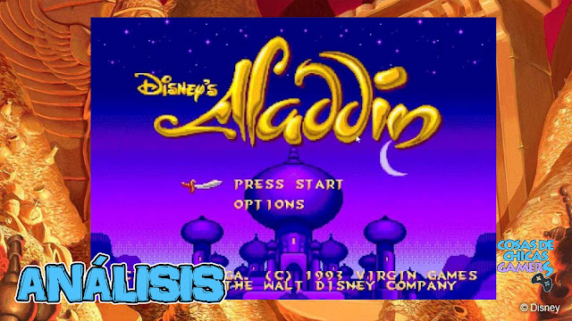 Análisis Aladdín Remastered PS4 - Disney Classic Games