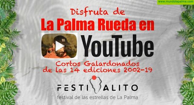 Los cortos del Festivalito La Palma ya disponibles en abierto en Youtube