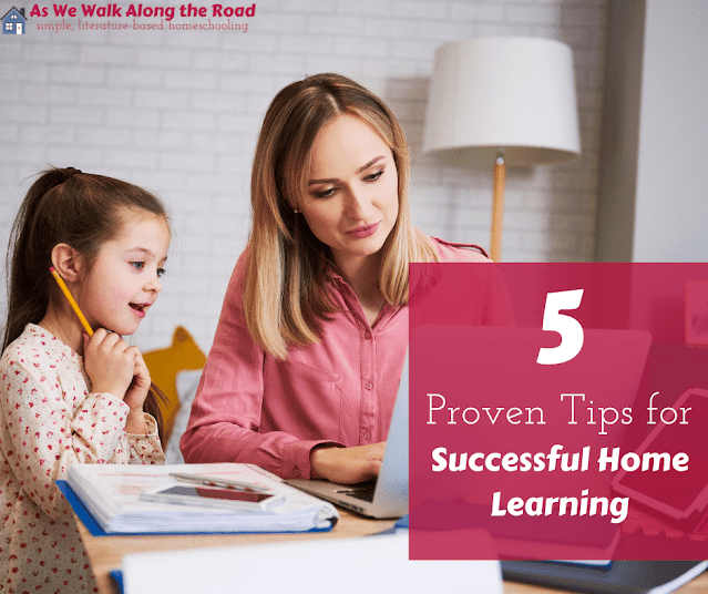 Successful home learning