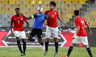 مشاهدة مباراة مصر وغينيا