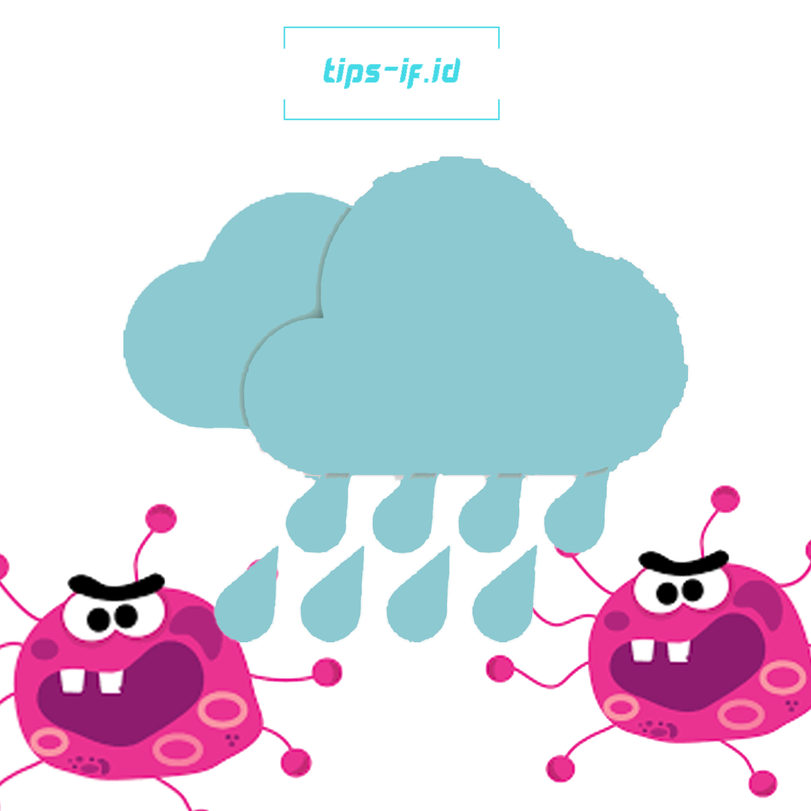 8 Tips Menjaga Kesehatan di Musim Hujan - Tips-IF