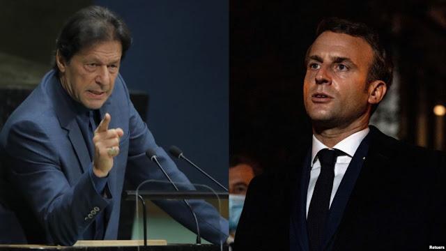 Pakistan Panggil Dubes Prancis Usai PM Imran Khan Sebut Presiden Macron Serang Islam