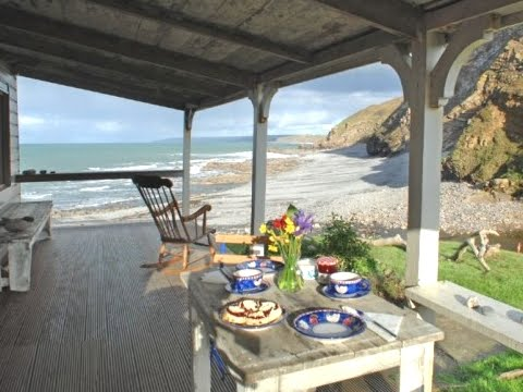 seaside cottage rental Cornwall