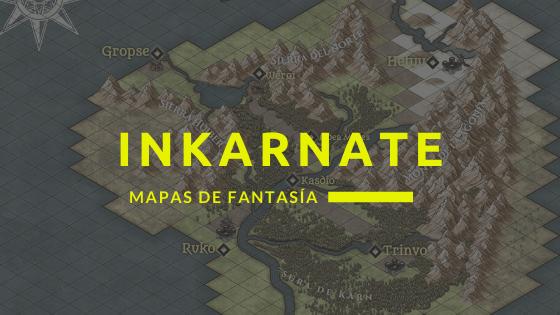 Inkarnate: el mejor generador de mapas online