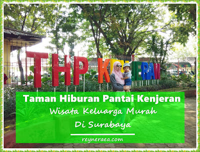 Pantai Kenjeran, Wisata Keluarga Murah Di Surabaya