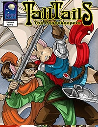 Tall Tails: The Peacekeepers Comic
