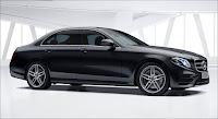 Mercedes E300 AMG 2016