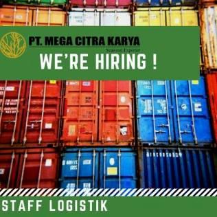 Lowongan Kerja Staff Logistik di PT Mega Citra Karya Makassar