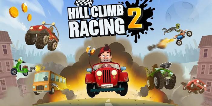 Tải Game Hill Climb Racing 2 MOD APK (Vô Hạn Tiền)
