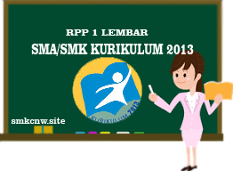 Download RPP PAI Untuk SMA/SMK Kurikulum 2013 Lengkap