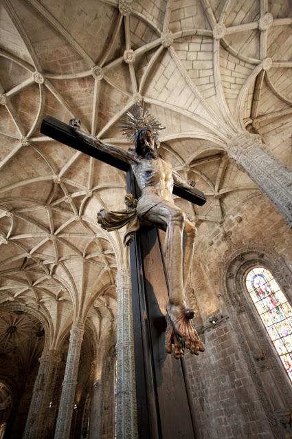 Mosteiro dos Jerònimos-Belém-Lisbona
