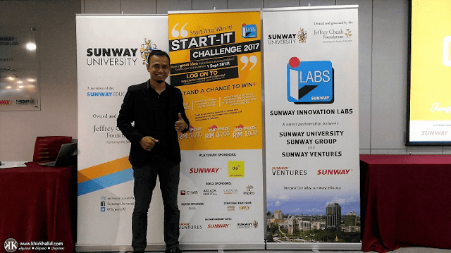 Sunway iLabs, Start-It Challenge and Innovation Career Fair,