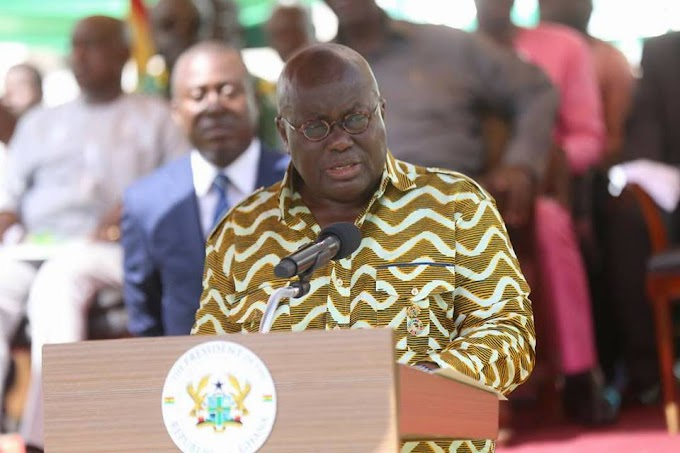"""Fress SHS Is Here To Stay"""" – President Akufo-Addo"""