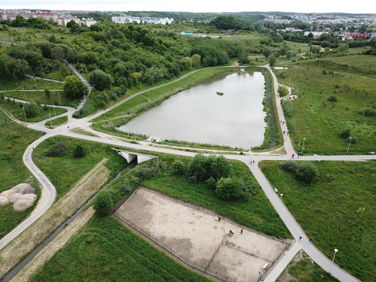 Gdańsk-Poludnie-zbiornik-retencyjny-Augustowska