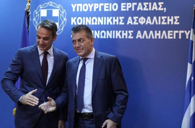ΣΥΡΙΖΑ: «Ο κ. Μητσοτάκης σκοπεύει να διατηρήσει το πρόγραμμα εξαπάτησης και τον Βρούτση ως υπουργό»;