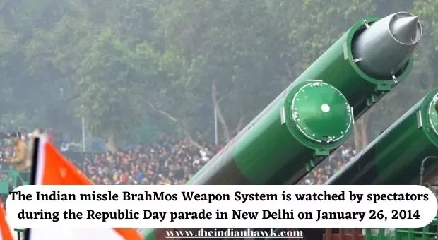 BrahMos Missile, On the Occasion of Republic Day