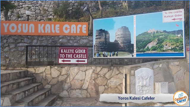 Yoros-Kalesi-Kafeler