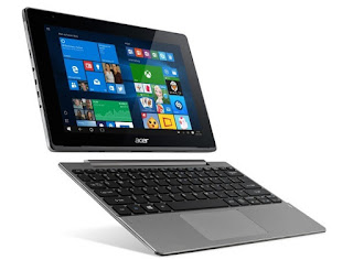 Spesifikasi Notebook Acer Aspire Switch 10V SW5-014-1742