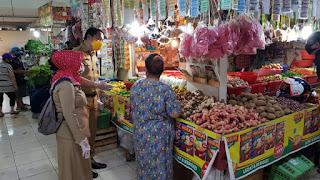 Stok Pangan Aman Selama Pandemi Covid-19 dan Ramadhan