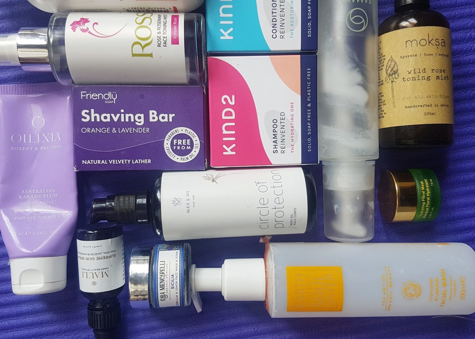 Green beauty and wellbeing Empties Review