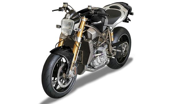 Image result for Ducati TestaStretta NCR MacchiaNera Concept: