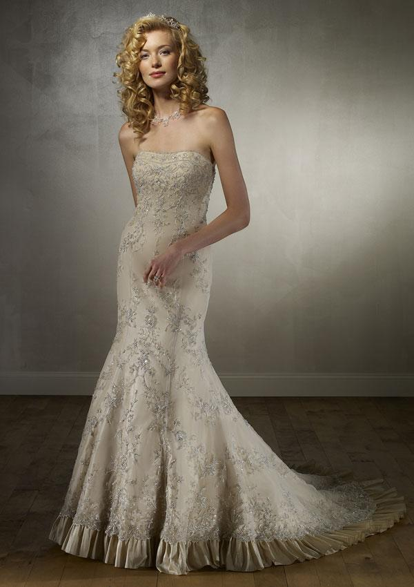 Special Wedding Gowns 2013 Designer Wedding Dresses Trends