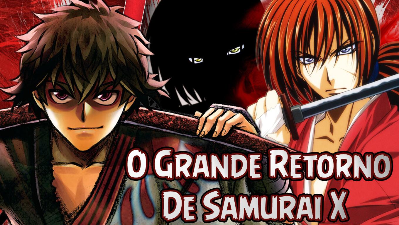 O Grande Retorno de Samurai X – Rurouni Kenshin