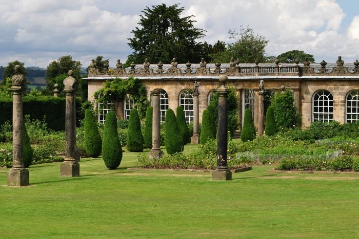 Orangerie, invernadero del primer duque