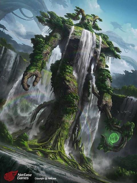Thần rừng khổng lồ