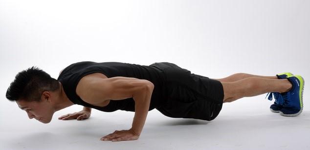 Afslankarmen zonder spieren