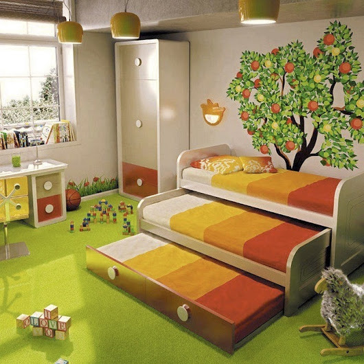 Different Types of Childrens Beds