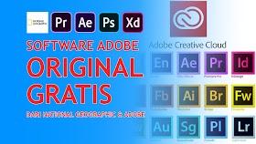 Software Adobe Gratis Dari National Geographic Dan Adobe
