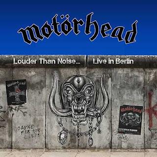 """Ο δίσκος των Motörhead """"Louder than Noise... Live in Berlin"""""""
