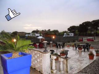 Area Attrezzata Sosta Camper I Pini a Rapolano Terme