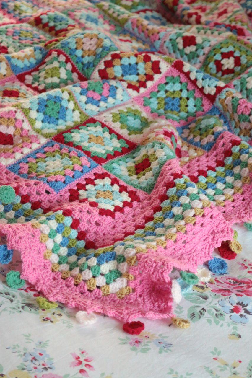 Dolly Mixtures Blanket