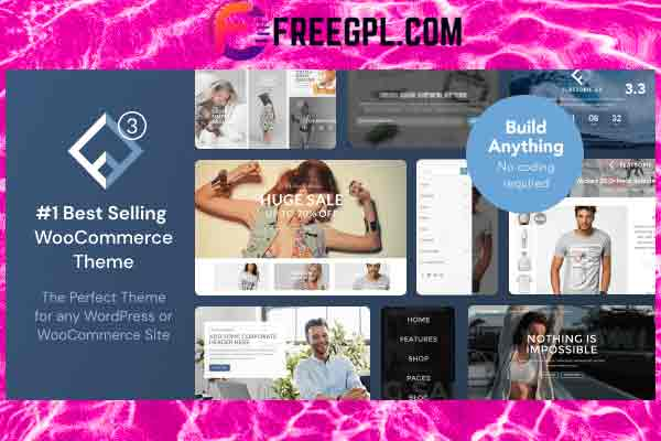 Flatsome | Multi-Purpose Responsive WooCommerce Theme Free Download