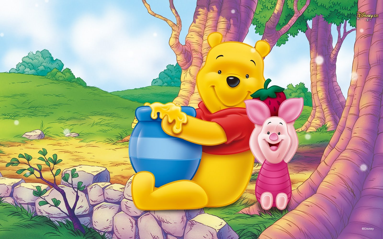 pooh wallpapers winnie the - photo #11