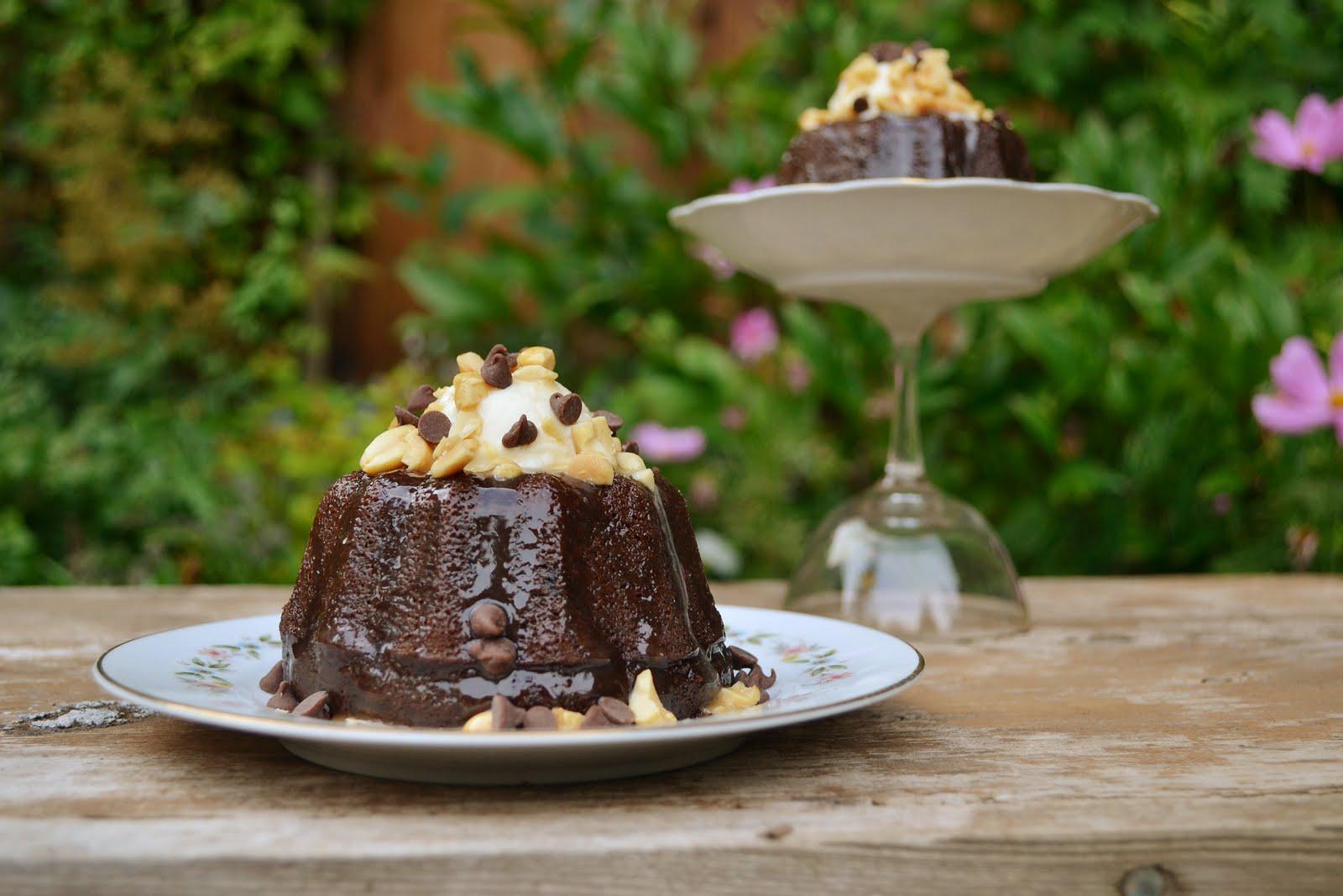 P S ♡ Tasty Tuesday Mini Chocolate Bundt Cakes