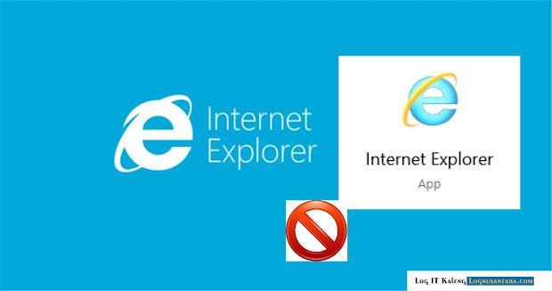 Microsoft akan Menghentikan Internet Explorer 11 15 Juni 2022