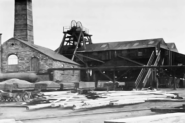 Montreal Colliery, Cleator Moor