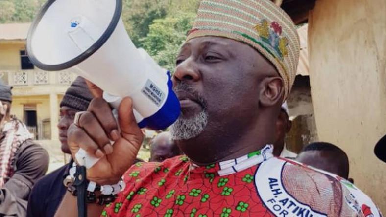 Dino Melaye Says He's Better in Bed Than Yahaya Bello [VIDEO]