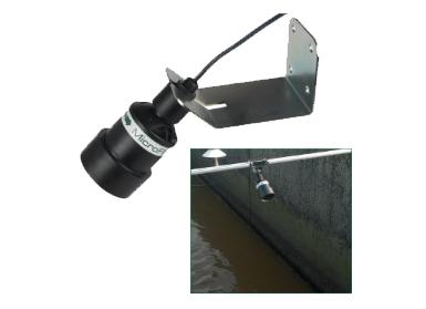 MicroFlow Pulsar Velocity Sensor