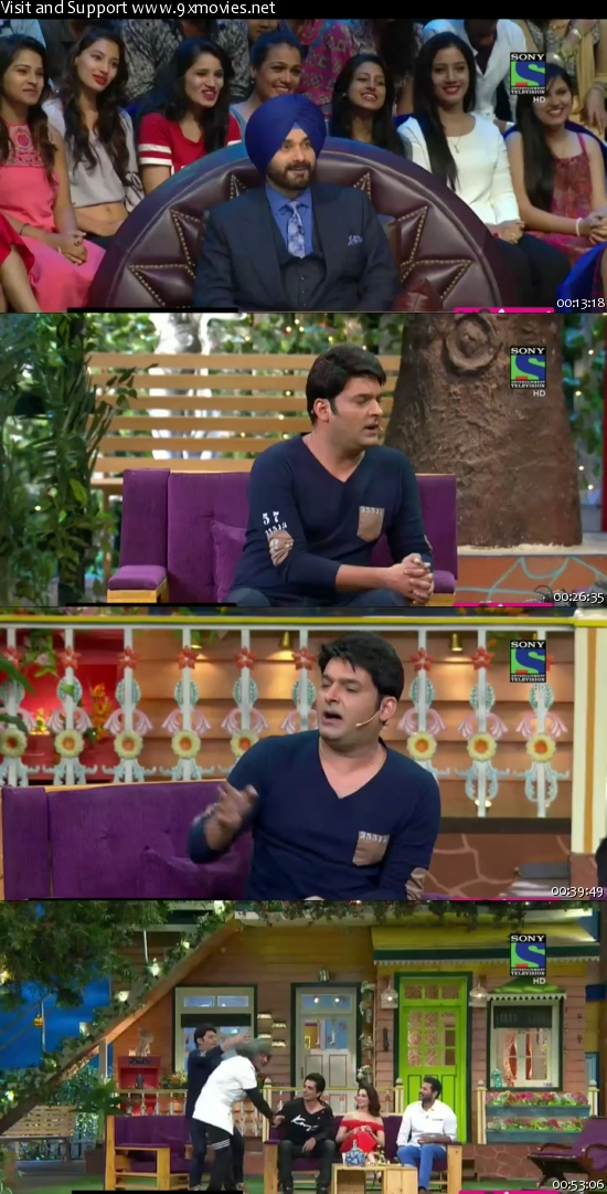 The Kapil Sharma Show 25 Sept 2016 HDTV 480p