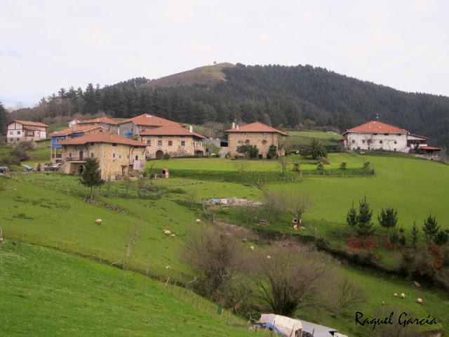 Bario Saldarian en Zeberio (Bizkaia)