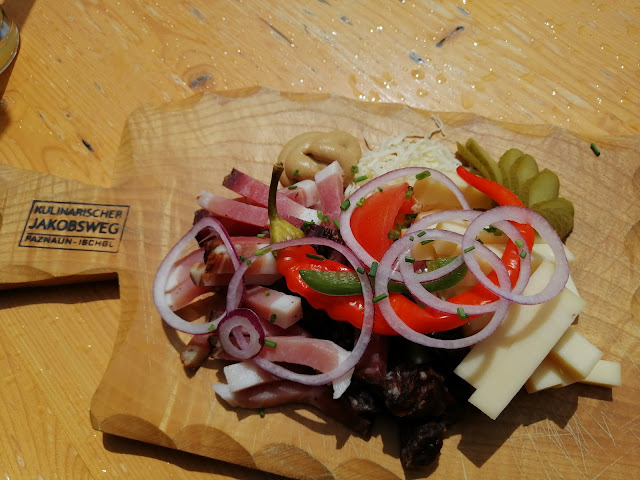 Jakobsweg Gourmetküche