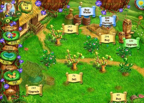 لعبة المزرعة السحرية