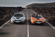 Engine of the Year for the I6 of the BMW i8